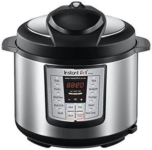 Instant Pot IP-LUX60 6-in-1 Programmable Pressure Cooker Review