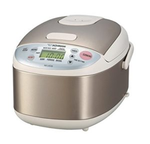 Zojirushi NS-LAC05XA Micom 3-Cup(Uncooked) Rice Cooker and Warmer Review